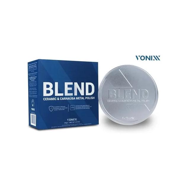 Metal Polish Blend Vonixx Polidor De Metais Aluminio Cromado