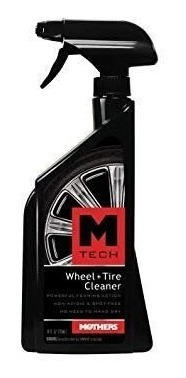 Mothers Limpa Rodas e Pneus M-Tech Wheel Tire Cleaner 710ml