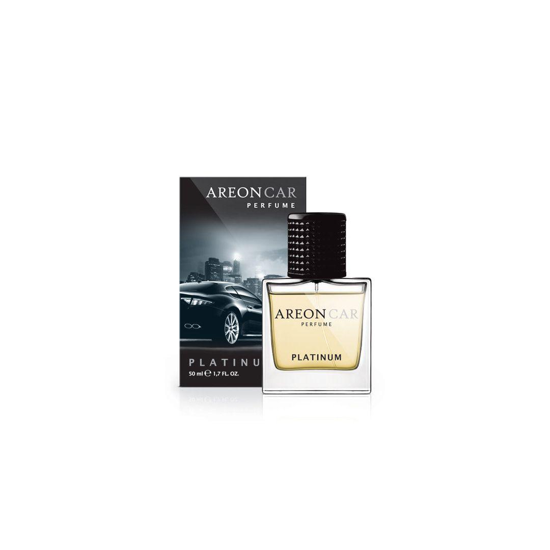 Perfume Automotivo Areon Car Platinium 50ml