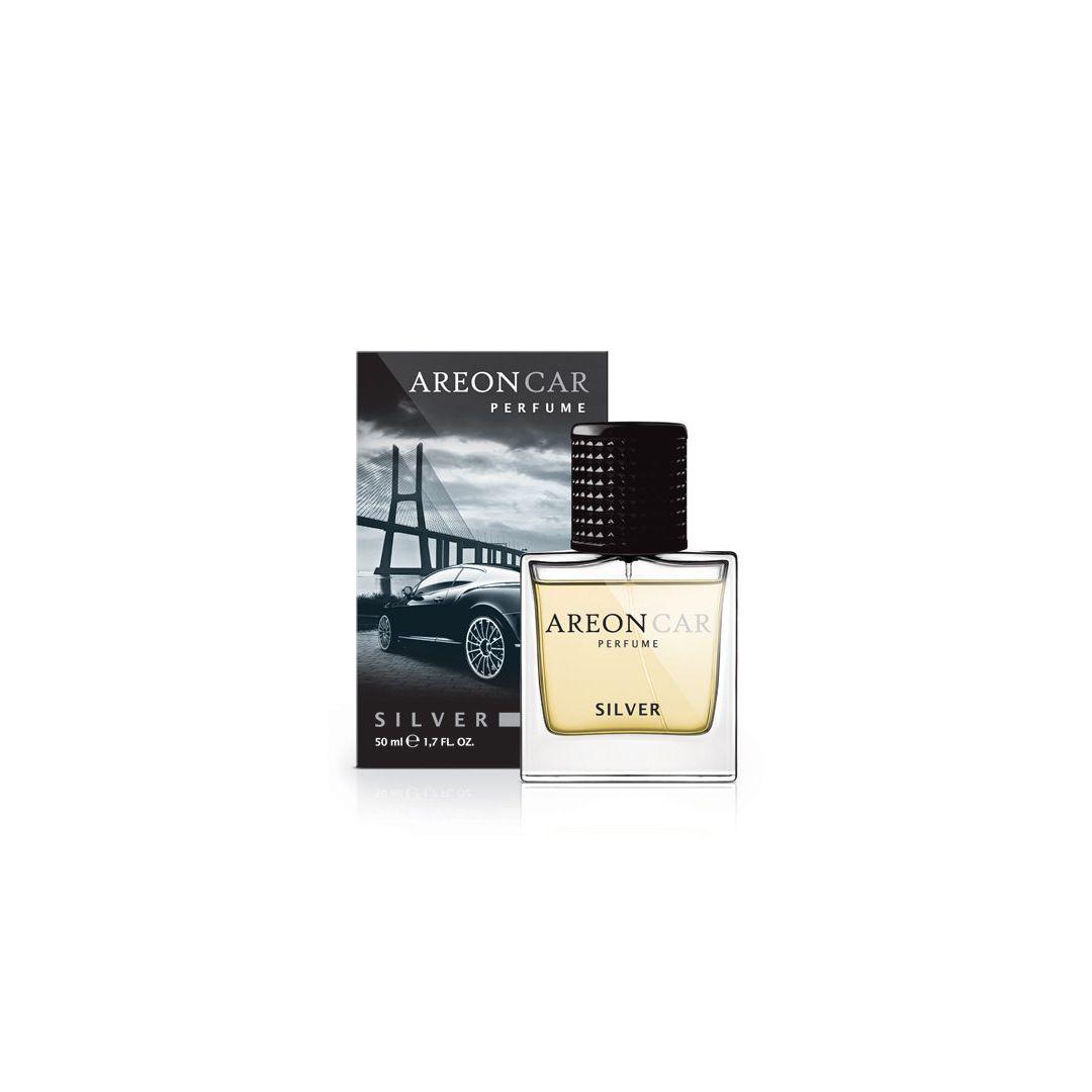 Perfume Automotivo Areon Car Silver 50ml