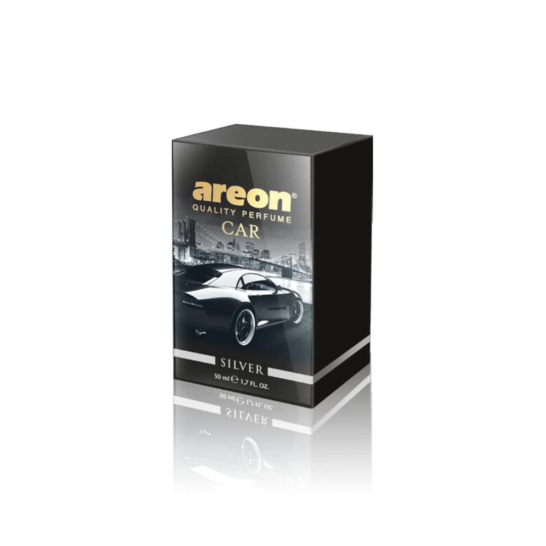 Areon Aromatizante Automotivo Silver 50ml