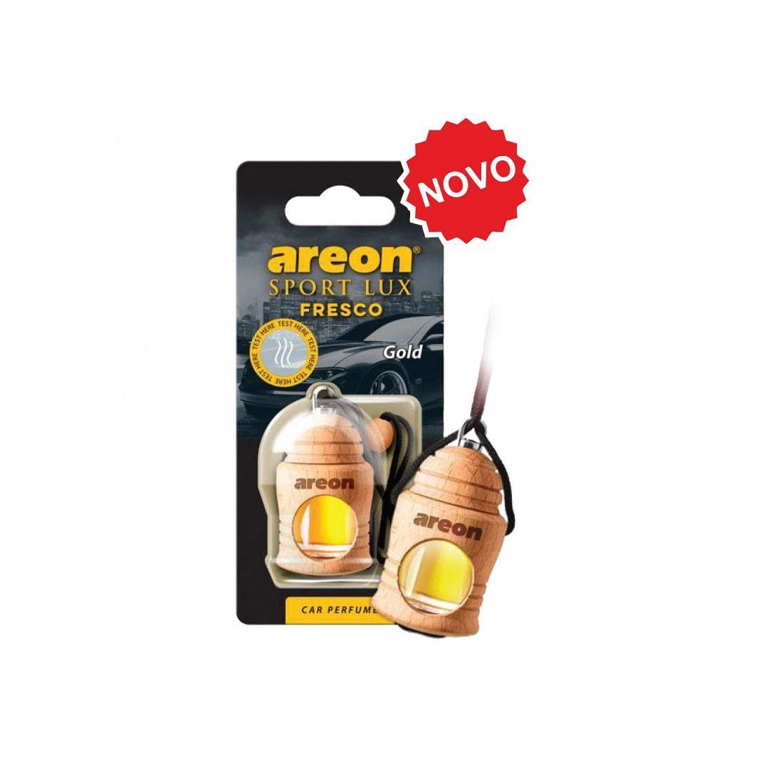 Perfume Automotivo Areon Fresco Sport Lux GOLD