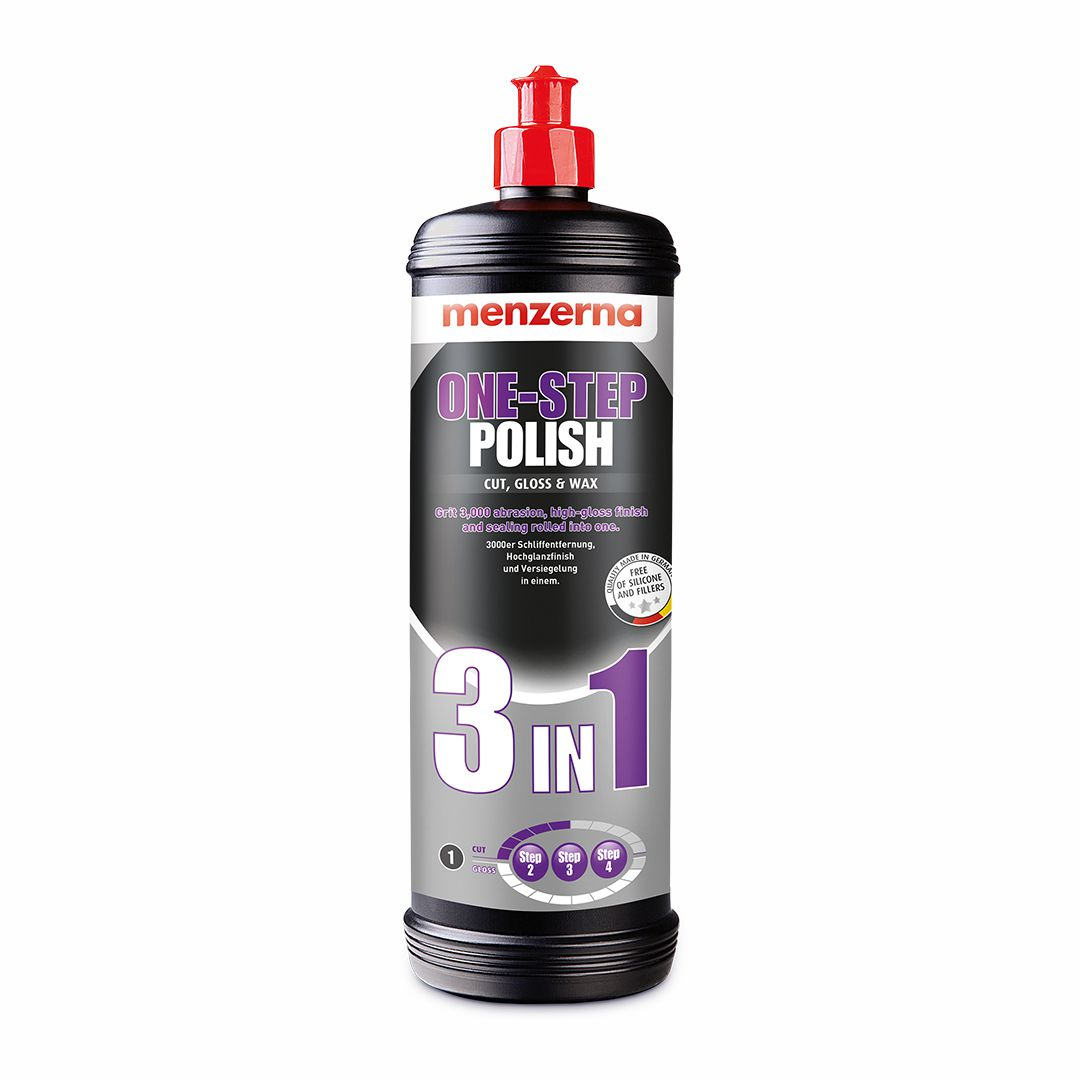 Polidor 3 em 1 One Step Polish 1L Menzerna
