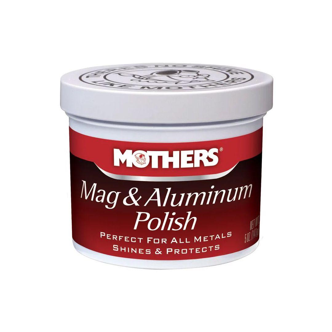 Polidor de Metais Mag & Aluminum Polish 141g Mother's