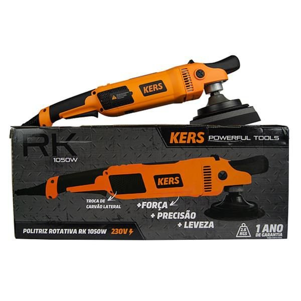 Politriz Rotativa RK 1050W 110/230V Kers