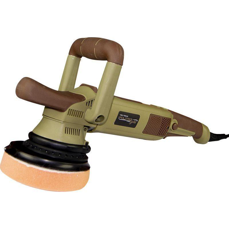 Yes Tools Politriz Roto Orbital 15mm Gold  810W 220V