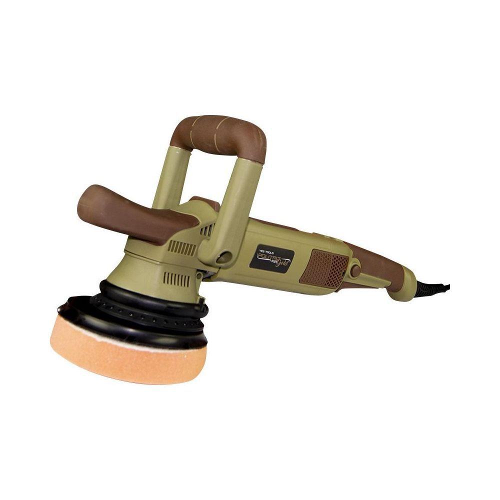 Politriz Roto Orbital 21mm Gold Yes Tools 810W 110v