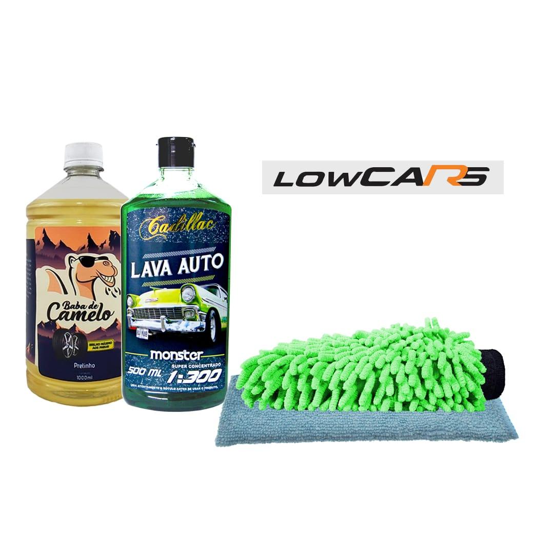 Produtos Low Cars + Adesivo