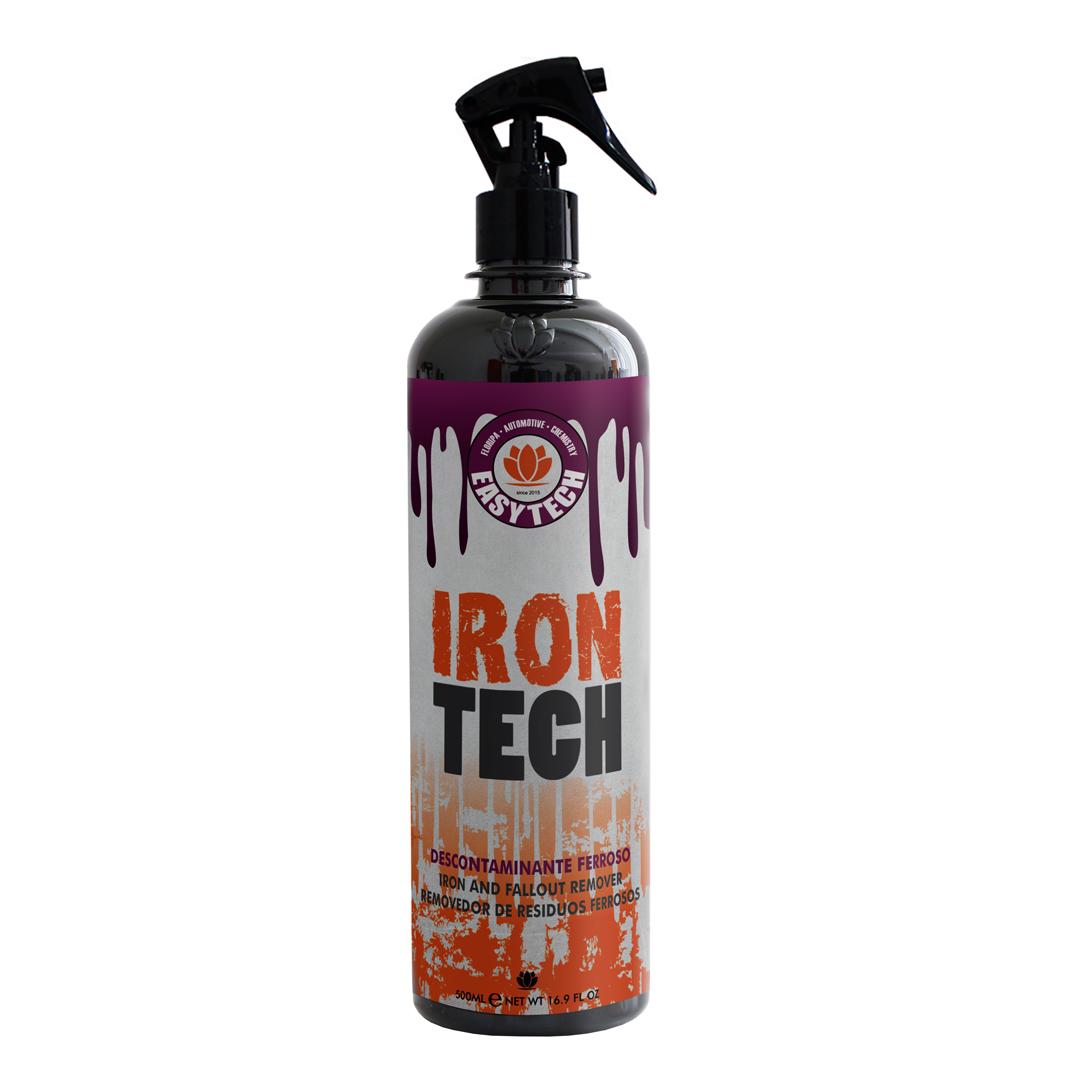 EasyTech Removedor de Particulas Ferrosas Iron Tech 500ml