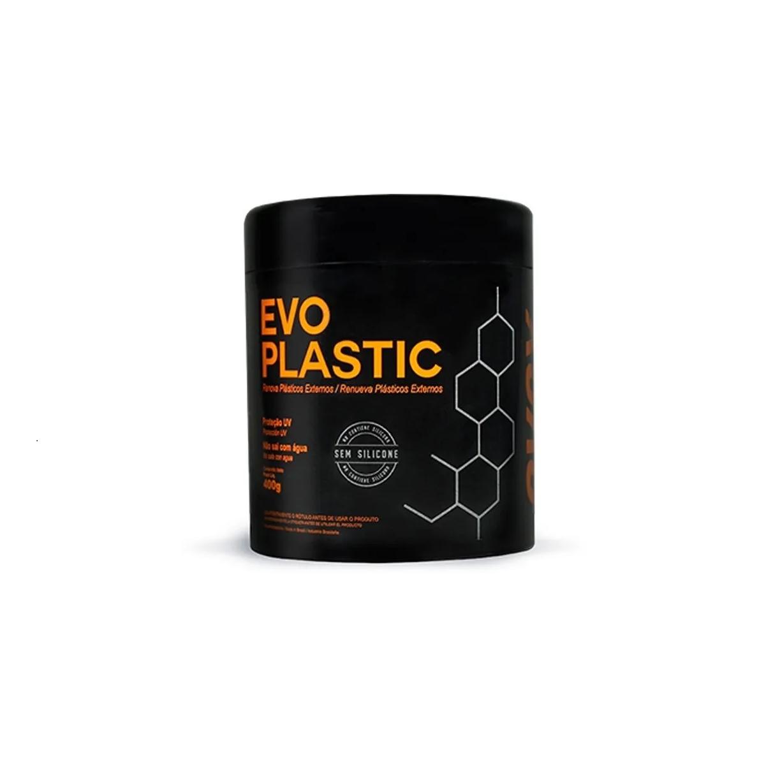 Restaurador de Plasticos EvoPlastic 400g Evox