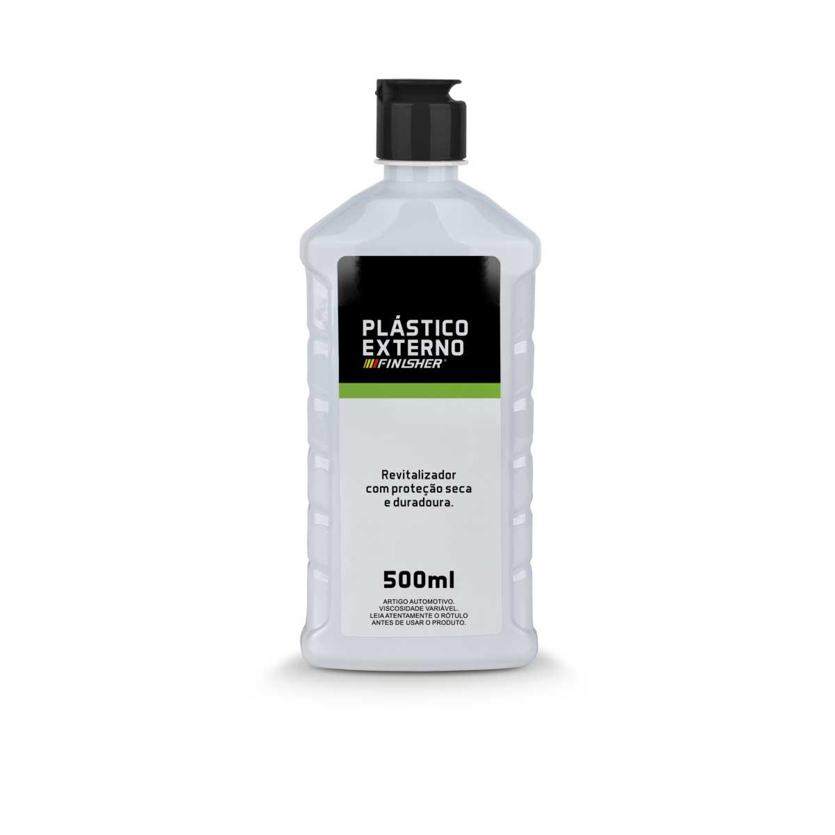 Restaurador de Plásticos Externos 500ml Finisher