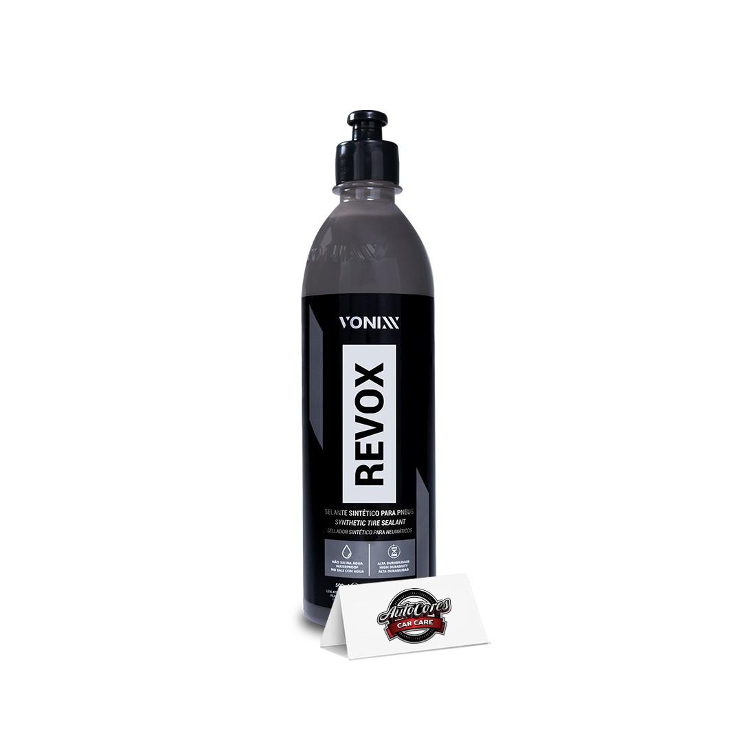 Revitalizador para Pneus Revox 500ml Vonixx