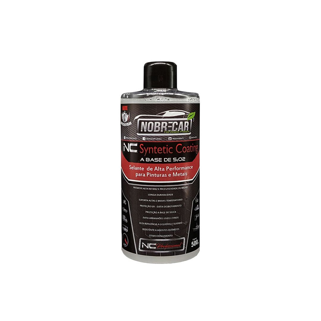 Selante para Pintura NC Synthetic Coating 500ml Nobre Car