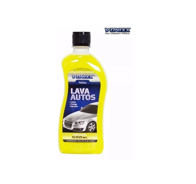 Shampoo Automotivo Lava Autos 500ml Vonixx