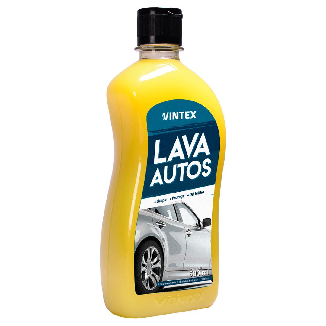 Vonixx/Vintex Shampoo Automotivo Neutro Lava Autos 500ml