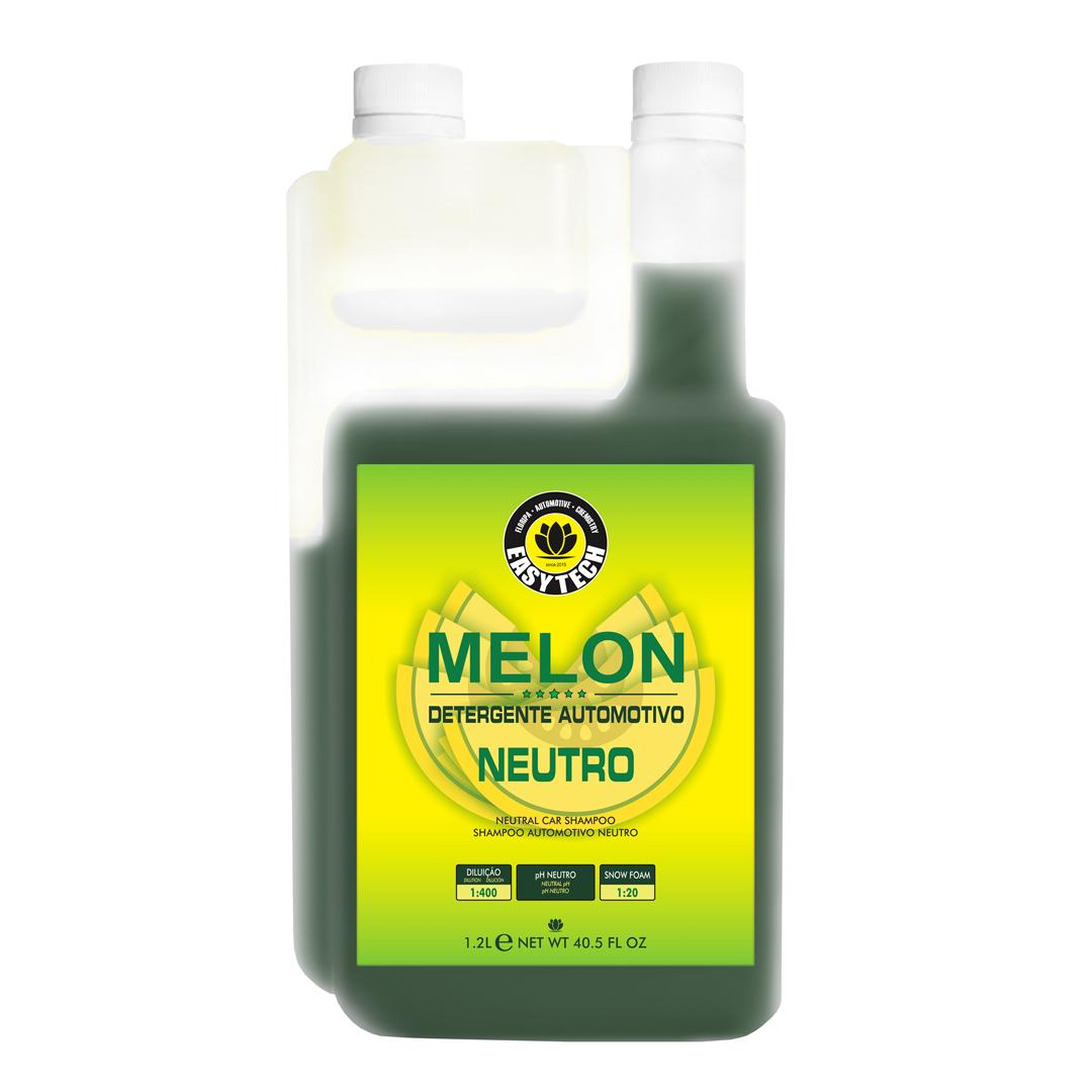 EasyTech Shampoo Automotivo Melon Concentrado 1200ml