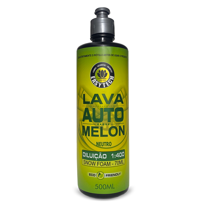 Shampoo Automotivo Neutro Melon 500ml EasyTech