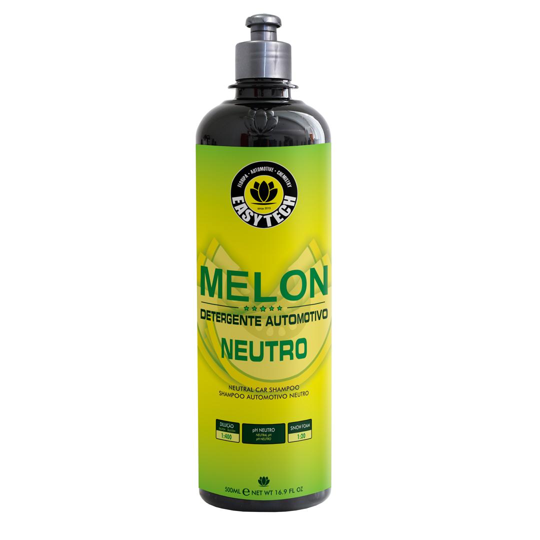 EasyTech Shampoo Automotivo Neutro Melon 500ml