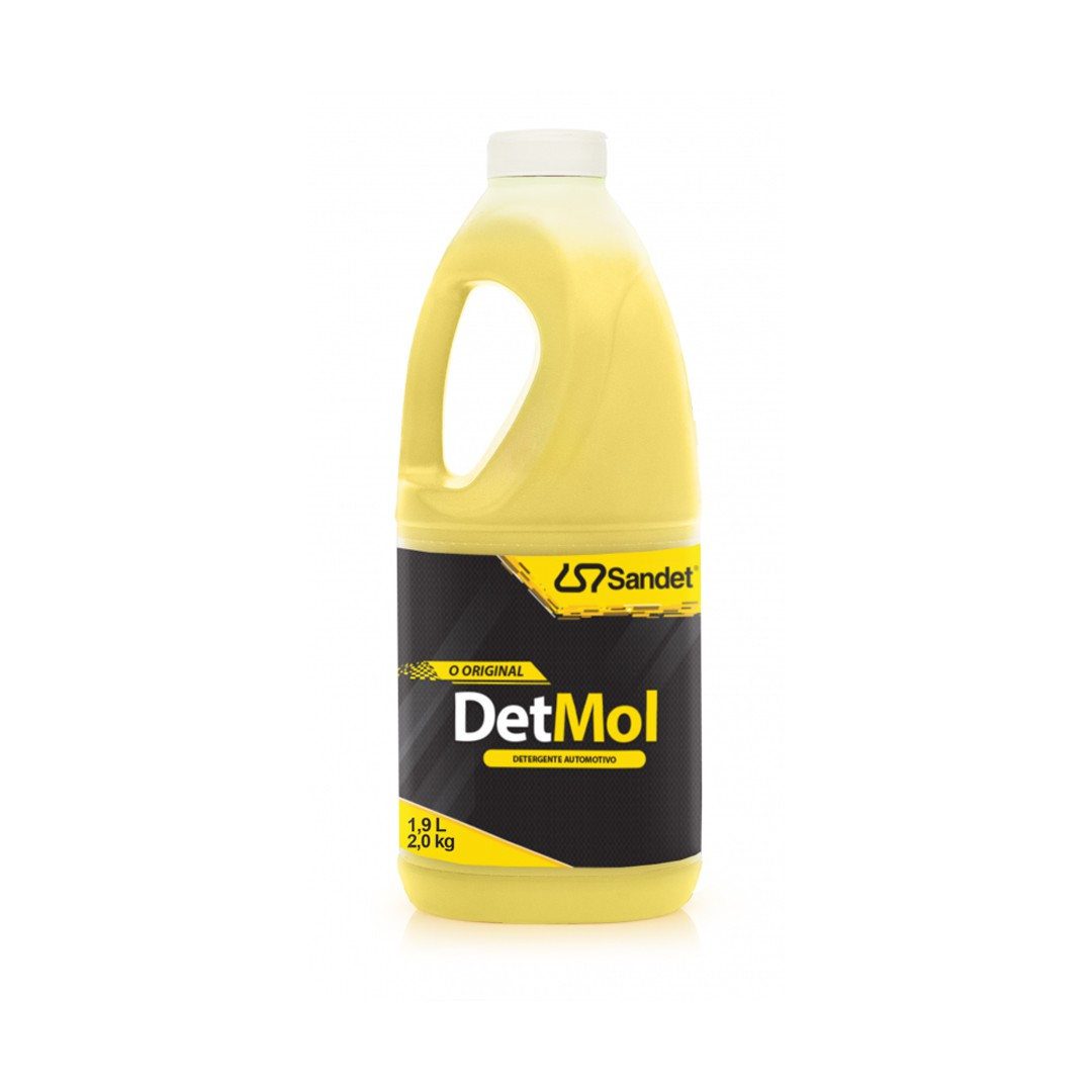 Shampoo Desengraxante DET MOL 1,9L Sandet