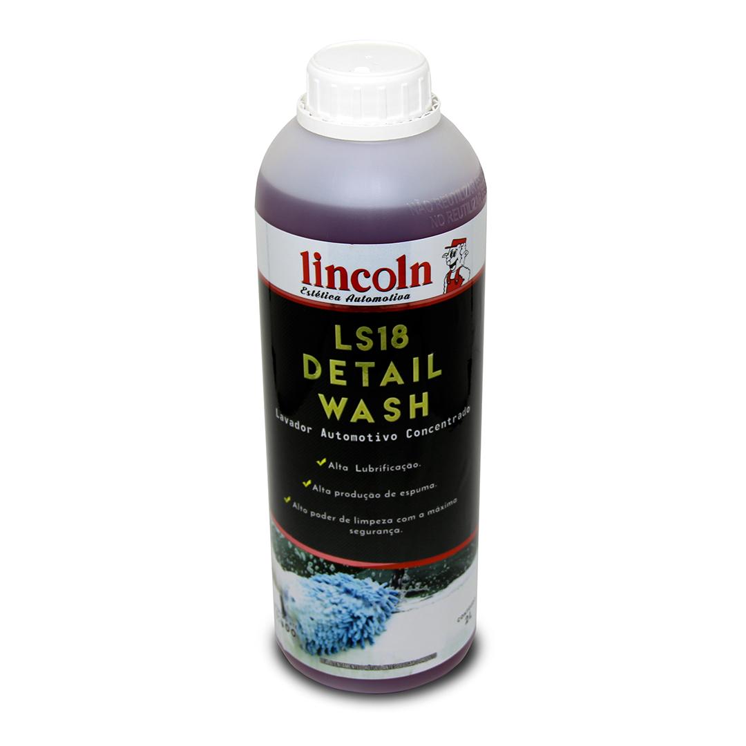 Shampoo Detail Wash LS18 2L Lincoln