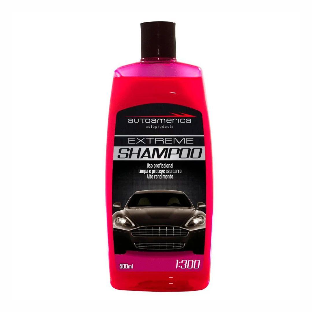 Shampoo Extreme 500ml Autoamerica