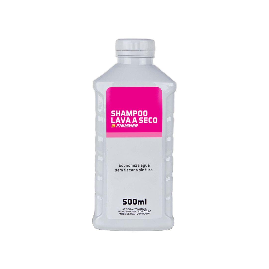 Shampoo Lava a Seco 500ml Finisher