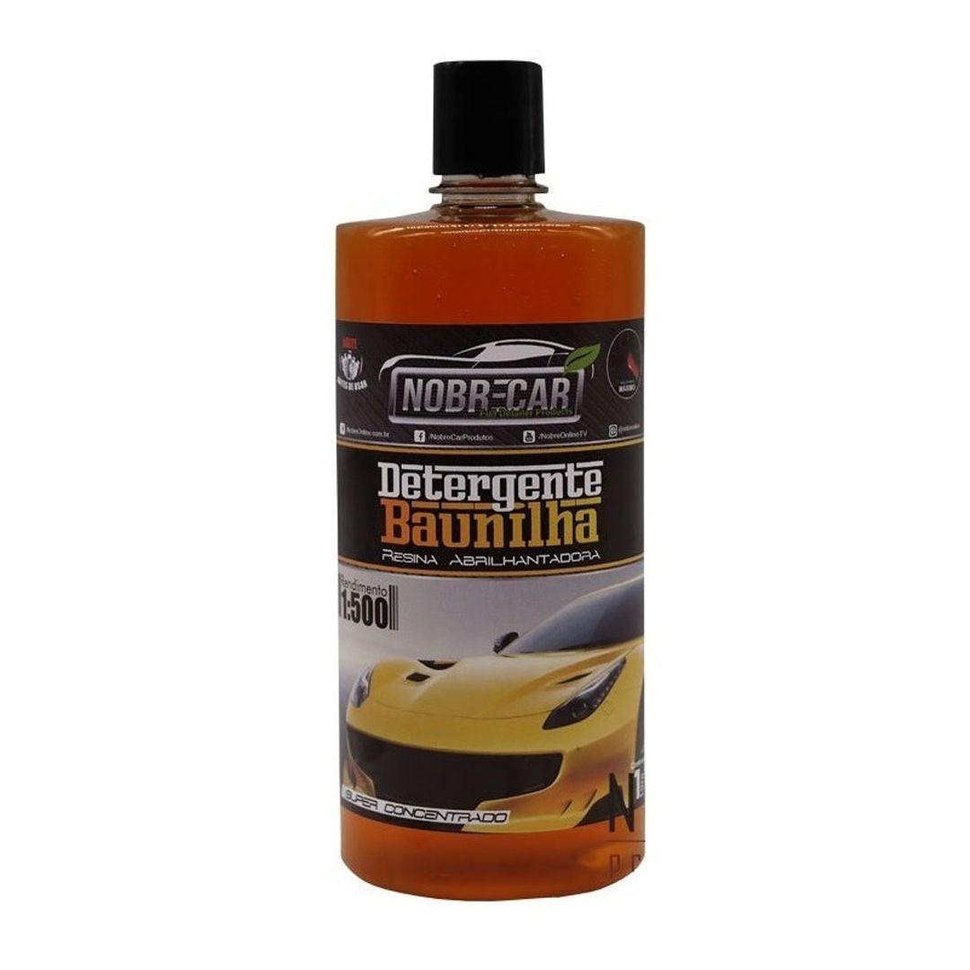 Shampoo Neutro Detergente Baunilha 1L Nobre Car