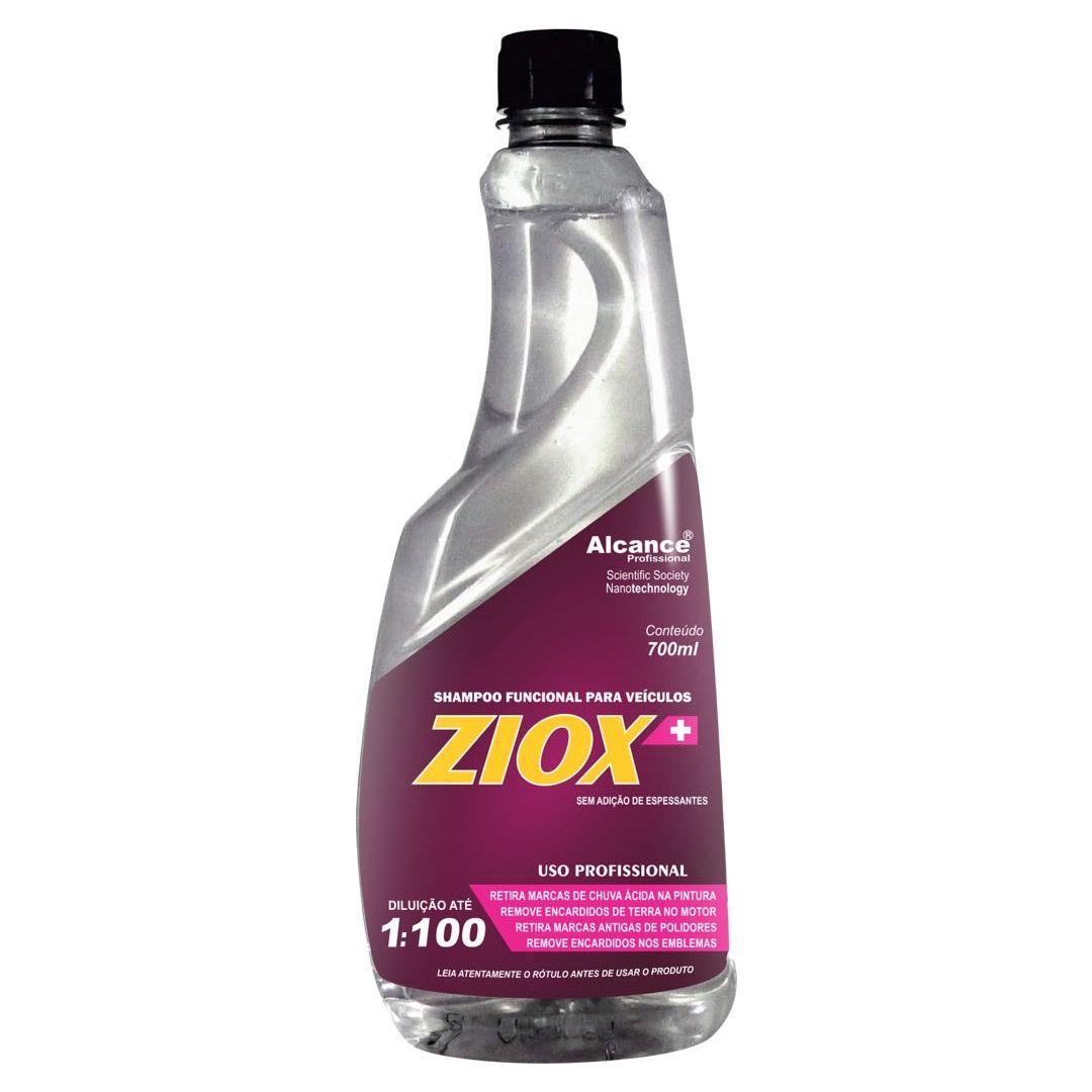 Shampoo Neutro Ziox 700ml Alcance