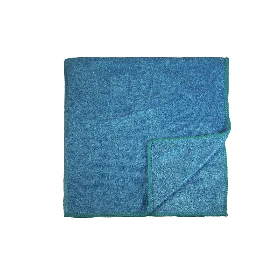 Toalha Coreana Azul 50cm x 70cm Vonixx