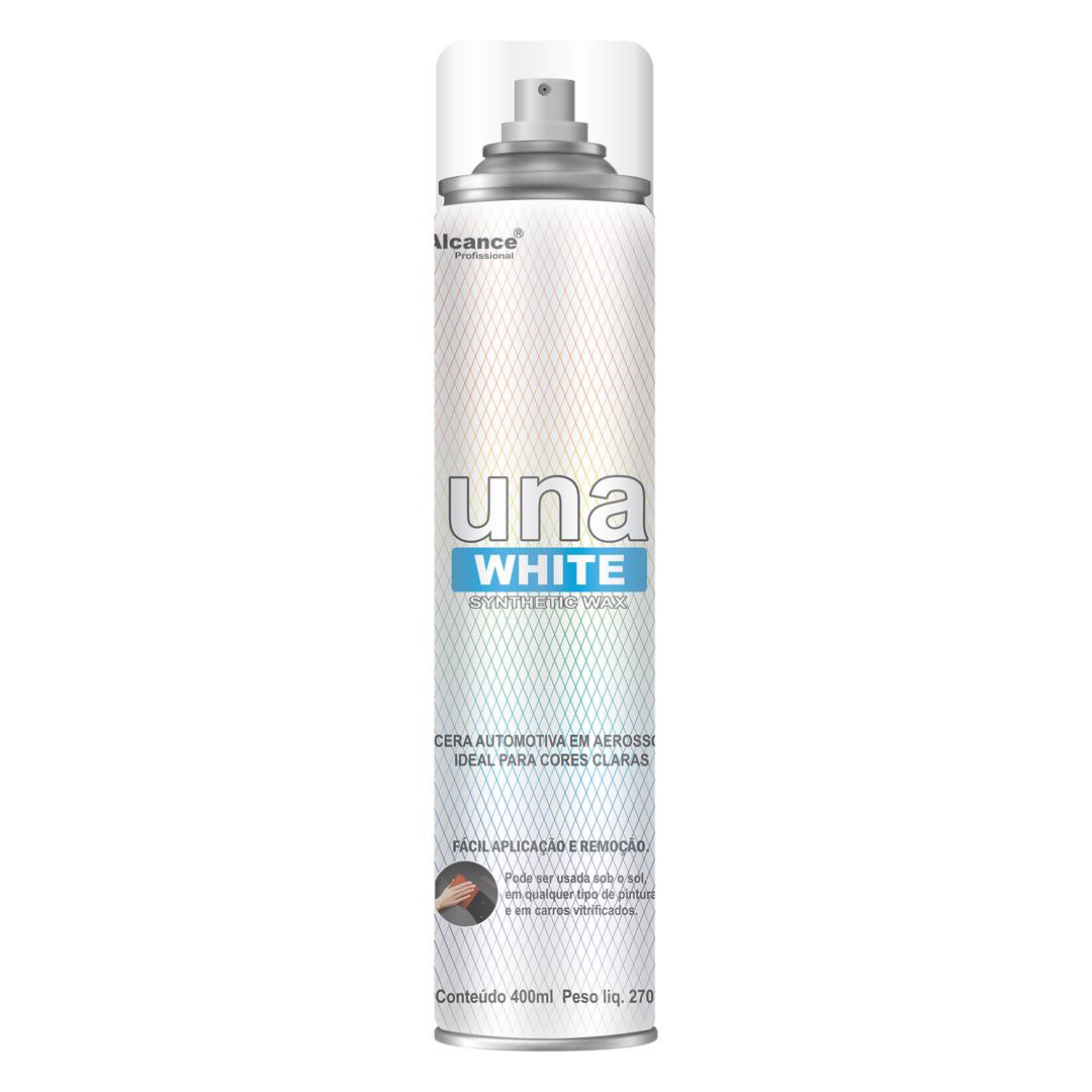 Alcance Una White Synthetic Wax 400ML