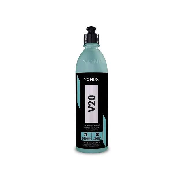 V20 Composto Polidor Refino 500ml Vonixx