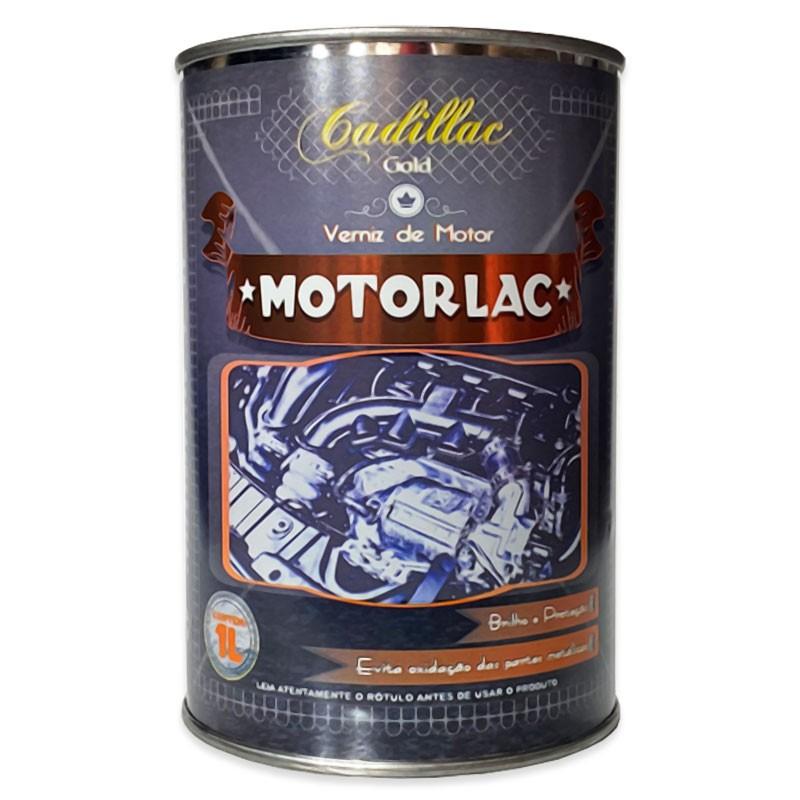 Verniz de Motor MotorLac 1L Cadillac