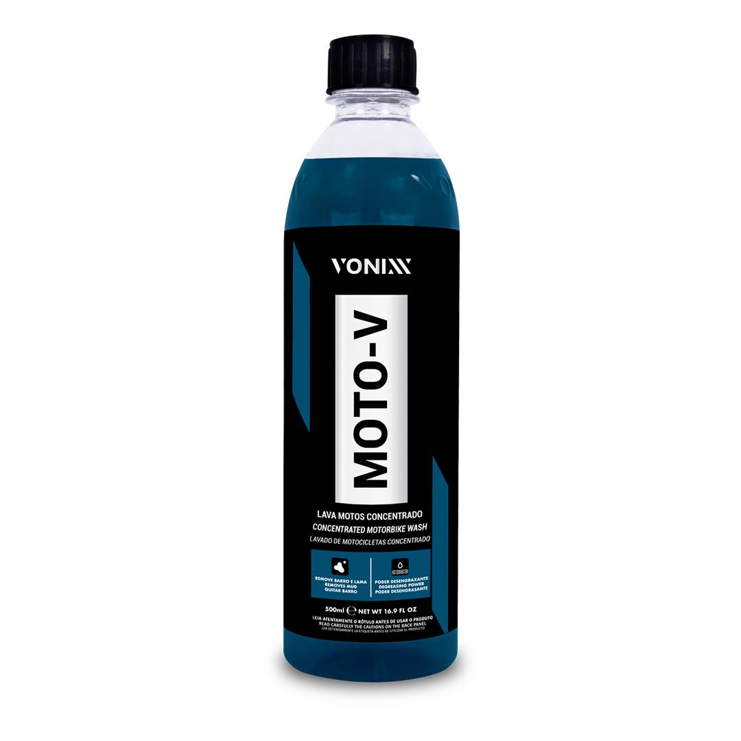 Vonixx Shampoo Lava Motos Concentrado MOTO-V 500ml
