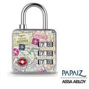 Cadeado TSA Passaporte Segredo – Papaiz