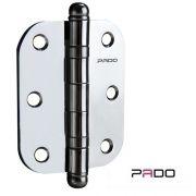 Dobradiça PADO SM 3025 c/anel ACR - RAIO (C/3PC)