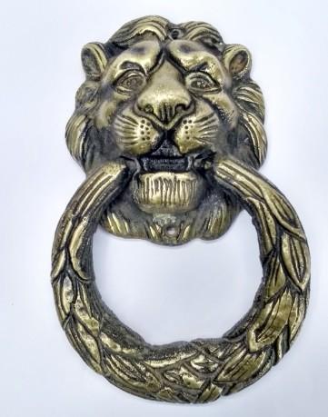 Aldrava Leão