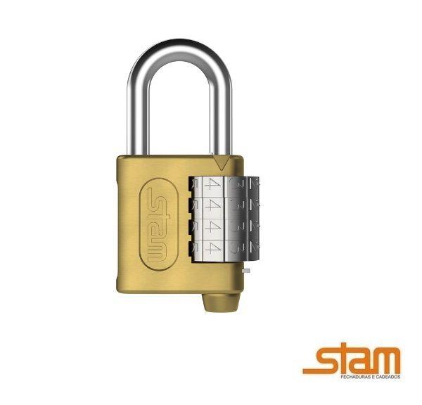 Cadeado Segredo 40mm - Stam