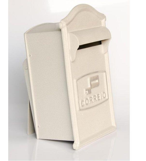 Caixa P/ Cartas Classic Branca
