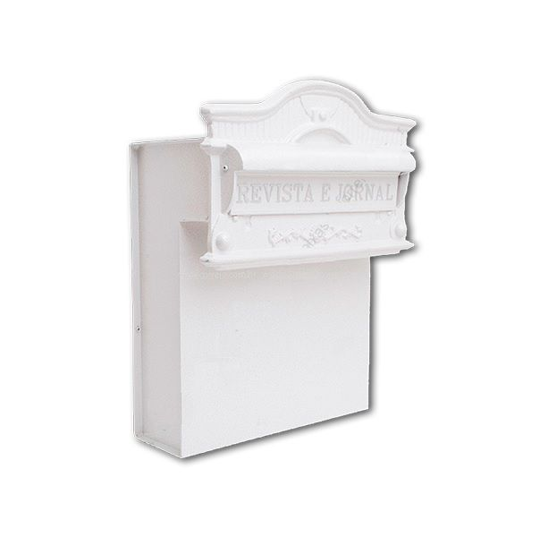 Caixa P/ Cartas Imperial Branca
