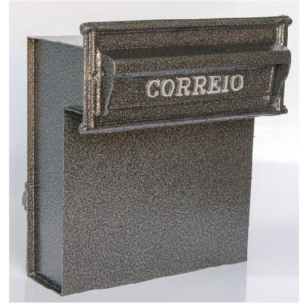 Caixa P/ Cartas Safira Prata