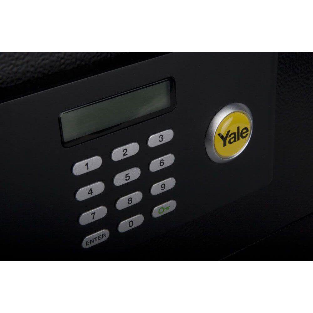 Cofre Eletrônico Yale Safe Laptop