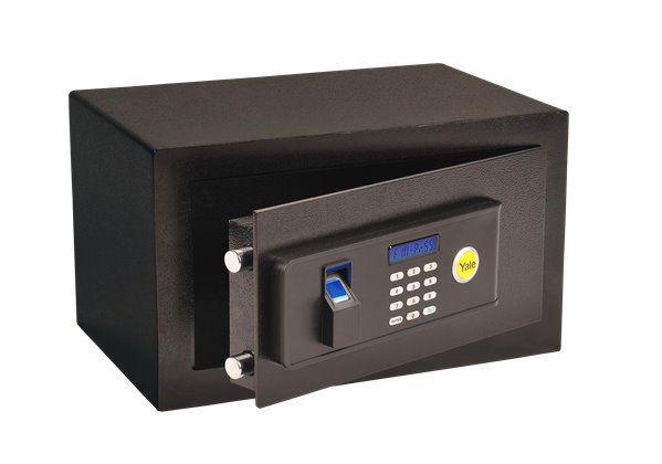 Cofre Eletrônico Yale Standard Home C/ Biometria