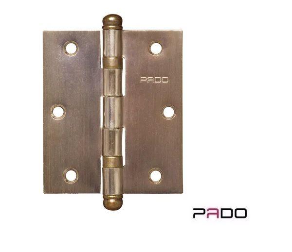 Dobradiça PADO SM 3025 c/anel BX - Reto (C/3PC)
