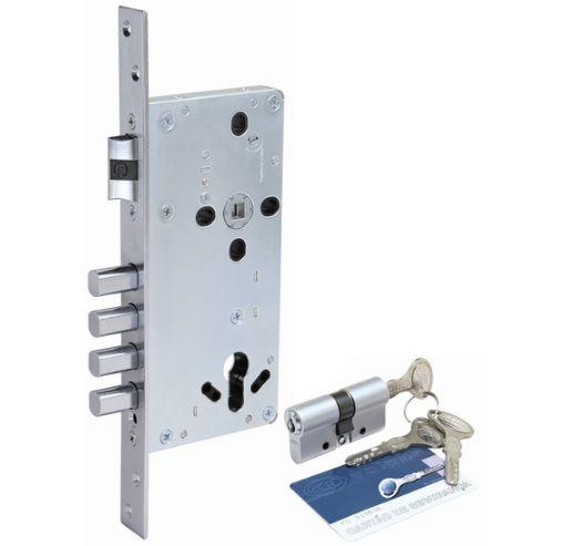 Fechadura de Segurança 04 pinos - CRA - Keso Volper
