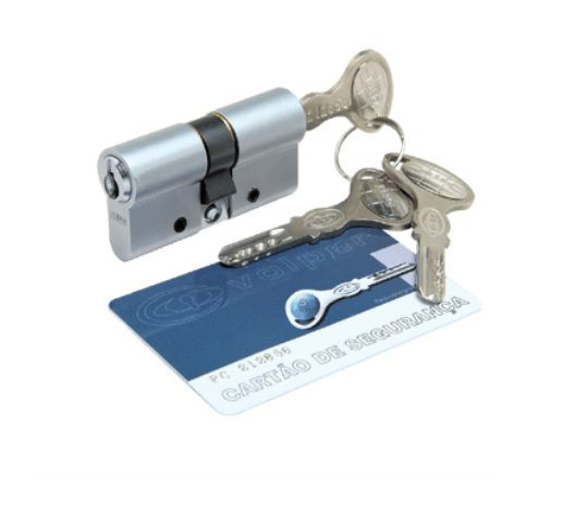 Fechadura de Segurança Rolete 04 pinos - CRA - Keso Volper