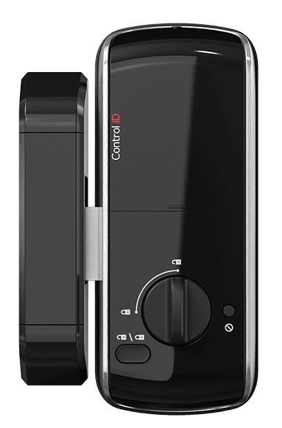 Fechadura Digital Id Lock Biométrica Senha & Bluetooth