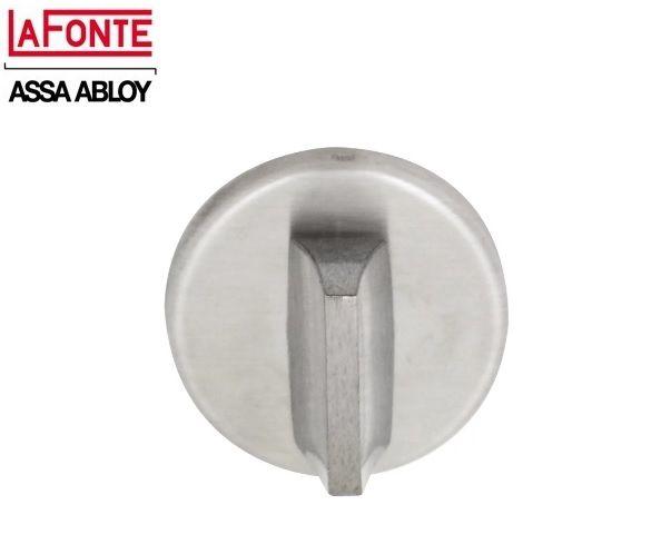 Fechadura La Fonte Architect CRA 6239 - Cromo Acetinada - Banheiro