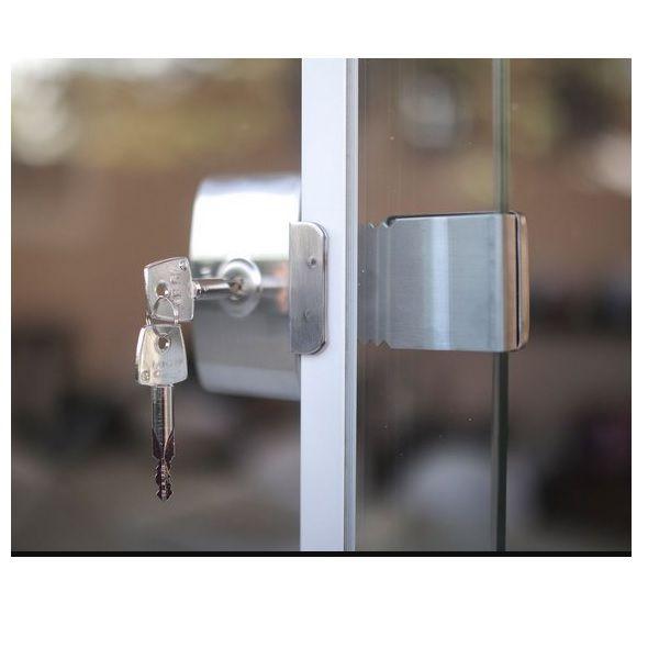 Fechadura Para Porta de Vidro JBM – FC1