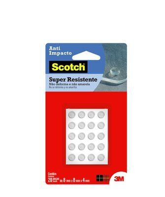 Protetor Anti-Impacto 3M Scotch™ Redondo