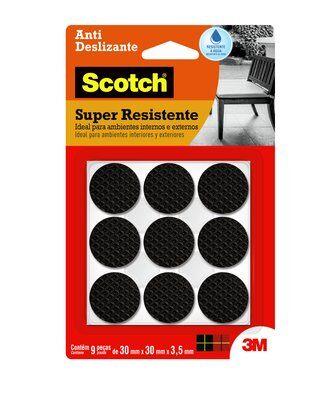 Protetor Antideslizante 3M Scotch™ Redondo